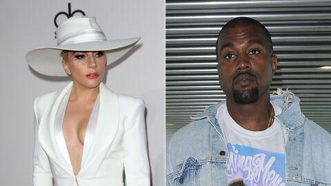 Lady Gaga apporte son soutien à Kanye West, interné après avoir pété les plombs