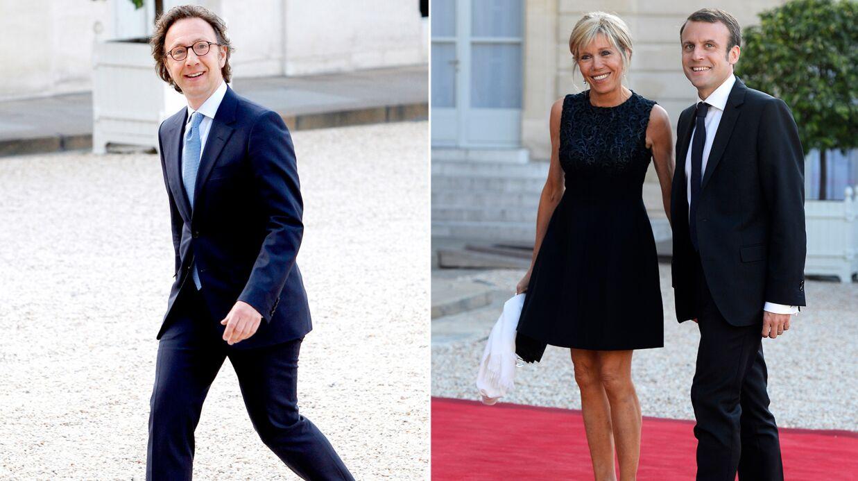 Stéphane Bern sous le charme de Brigitte Macron: «Je la trouve hyper sexy»