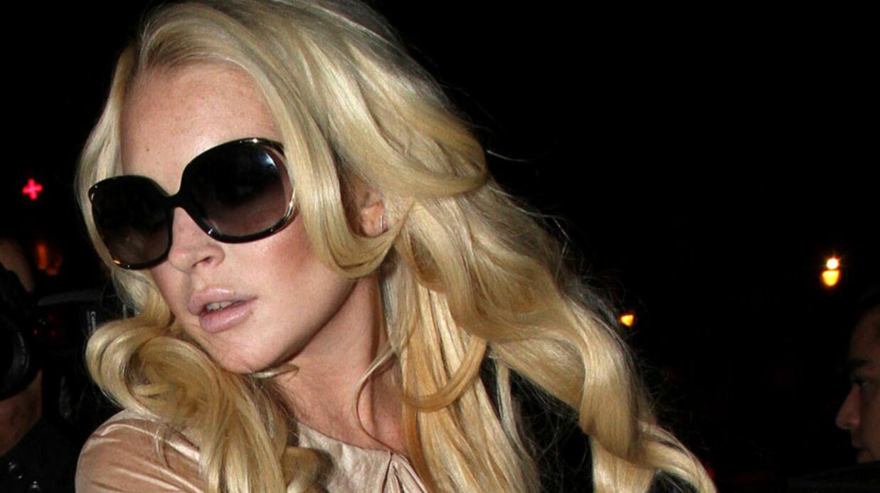 Le père de Lindsay Lohan en prison pour avoir frappé son ex