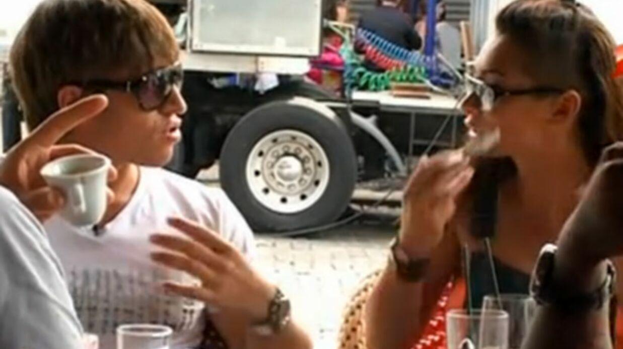 VIDEO Les anges de la téléréalité 3: clash entre Mickaël et Emilie