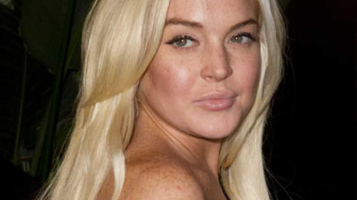 Lindsay Lohan nue bientôt dans Playboy