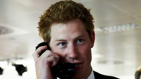 Le prince Harry vole au secours d'un de ses amis d'enfance