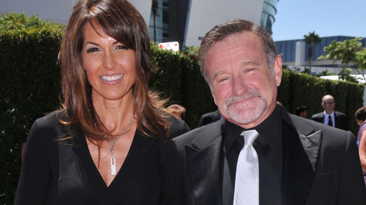 Robin Williams s'est marié pour la troisième fois
