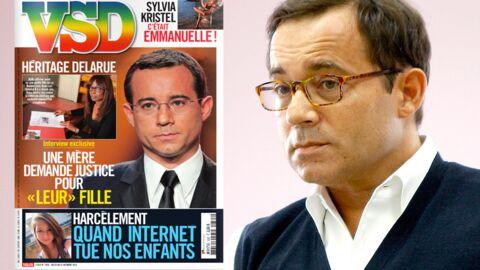 La mère de la supposée fille cachée de Jean-Luc Delarue s'exprime enfin
