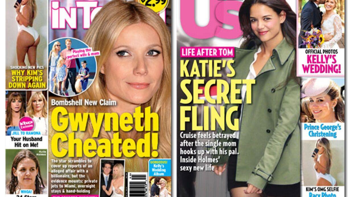En direct des US: Gwyneth Paltrow a-t-elle été infidèle?