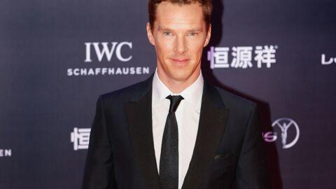 Benedict Cumberbatch harcelé par une fan de Sherlock Holmes