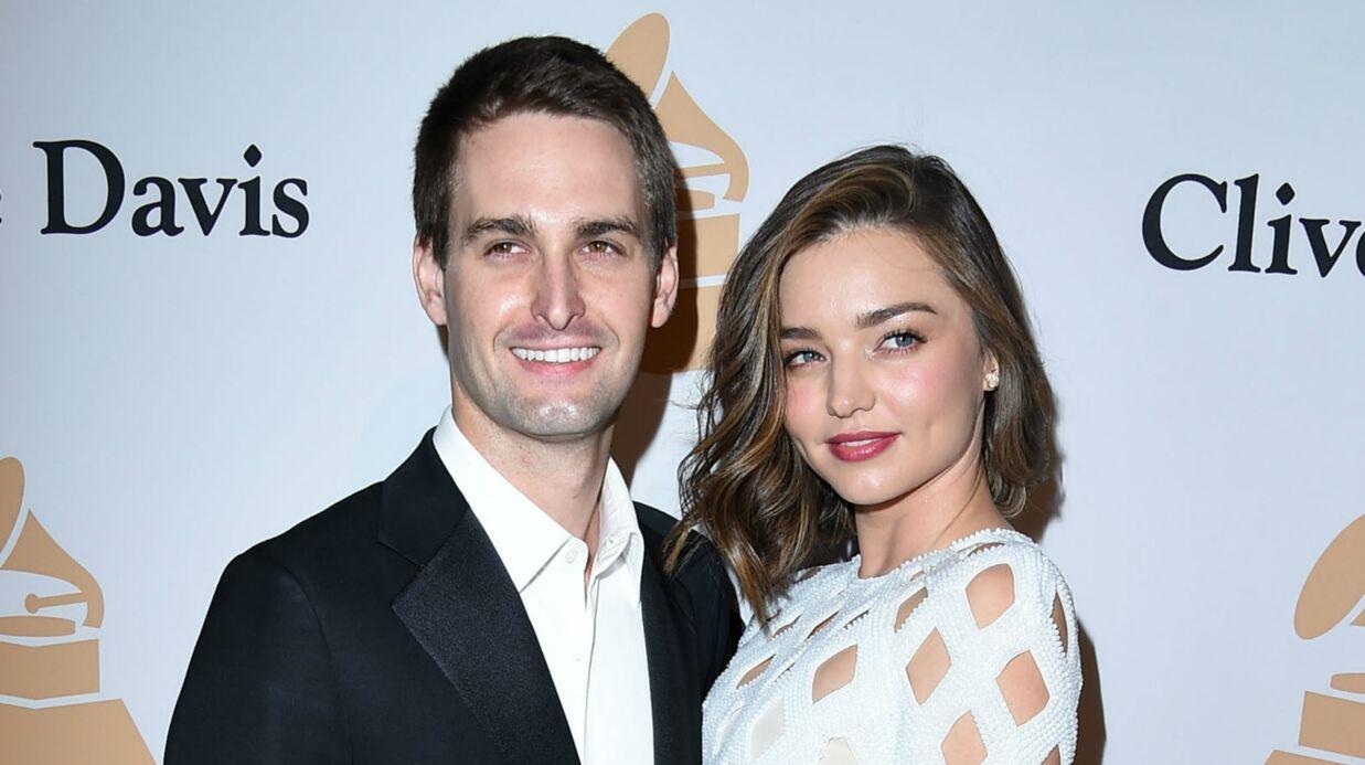 Miranda Kerr et Evan Spiegel, le fondateur de Snapchat, vont se marier TRÈS bientôt