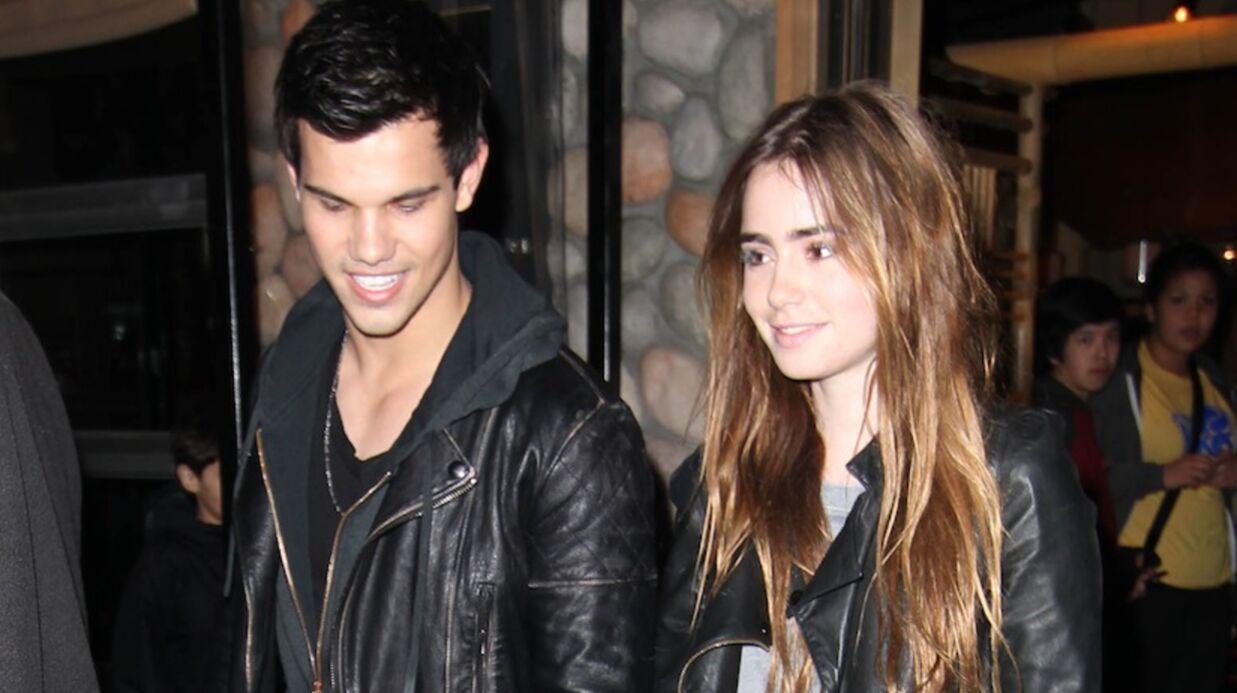 Taylor Lautner (Twilight) aurait quitté la fille de Phil Collins
