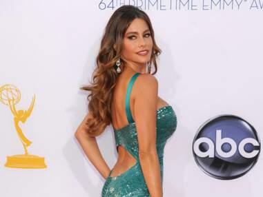 La robe déchirée de Sofia Vergara aux Emmy Awards 2012