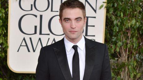 Robert Pattinson fait de la muscu pour ne pas se taper la honte