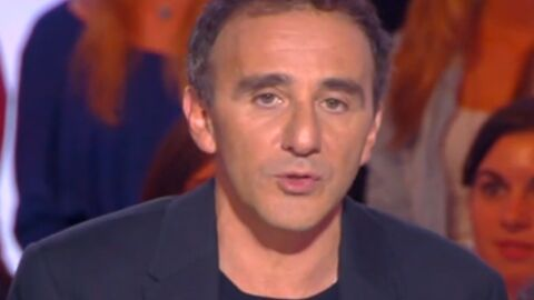 VIDEO Elie Semoun regrette sa bagarre au Grand Journal