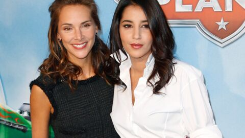 DIAPO Leïla Bekhti et Mélissa Theuriau glamour à l'avant-première de Planes
