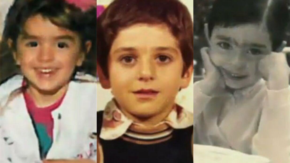 PHOTOS The Voice Kids: découvrez la bouille des coachs quand ils étaient petits