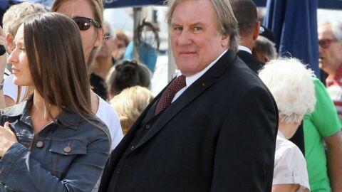 Gérard Depardieu coincé dans un ascenseur sur le tournage de la série Marseille!