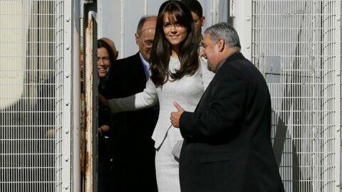DIAPO Kate Middleton rayonnante pour… une visite de prison