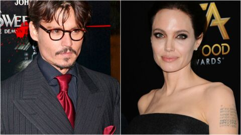 Angelina Jolie trouve du réconfort auprès de Johnny Depp
