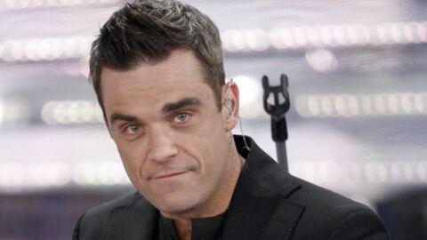 Robbie Williams: pris pour un vieux, il se rase!