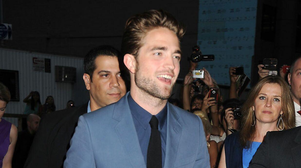 Robert Pattinson va mieux
