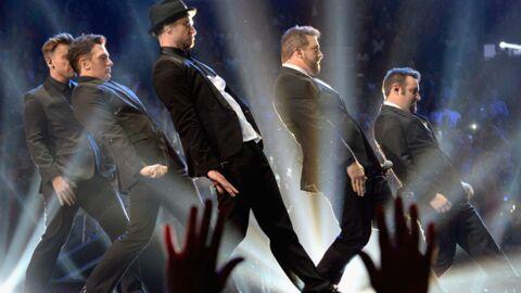 VIDEO Justin Timberlake retrouve les 'N Sync aux MTV VMA