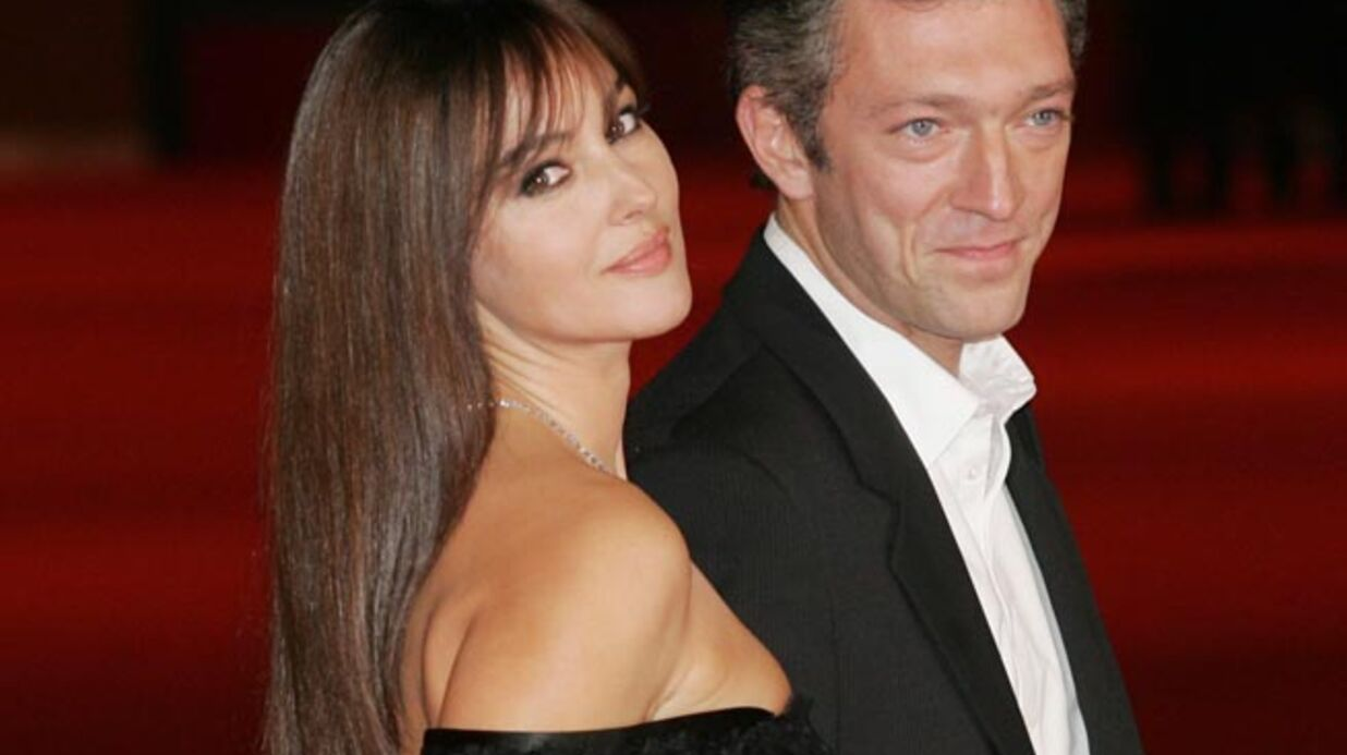 Vincent Cassel et Monica Bellucci se séparent après 14 ans de mariage