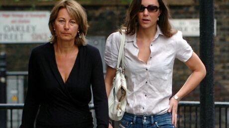 Kate Middleton: sa mère Carole accusée de snober sa propre famille
