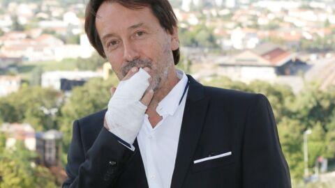 PHOTOS Jean-Hugues Anglade: sa première apparition publique depuis la fusillade du Thalys