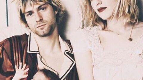 PHOTOS La déclaration d'amour de Courtney Love à Kurt Cobain pour l'anniversaire de leur fille