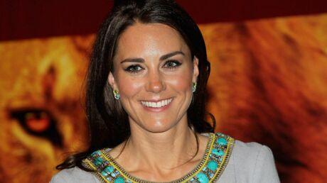 PHOTOS Première apparition publique de Kate Middleton depuis le scandale Pippa