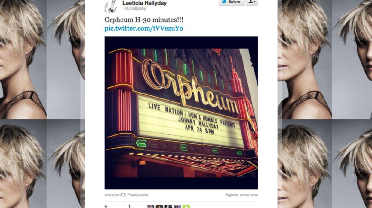 Johnny Hallyday: un premier concert réussi à Los Angeles
