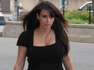 Kim Kardashian : la tenue qui en montre beaucoup trop