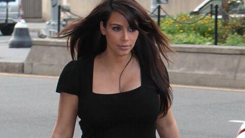 DIAPO Kim Kardashian: la tenue qui en montre beaucoup trop