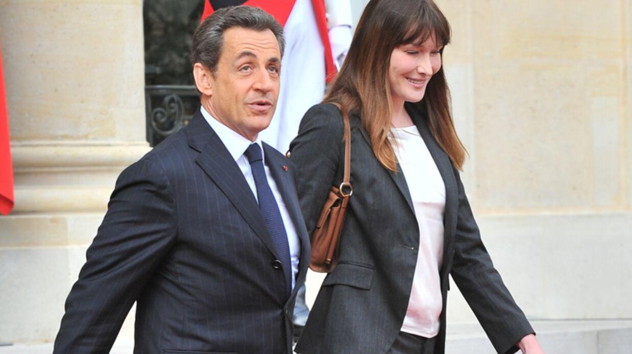 Le couple Sarkozy a offert pour 31 500 euros de cadeaux aux Obama