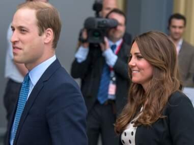 Kate Middleton, le prince William et le prince Harry visitent les studios Warner Bros