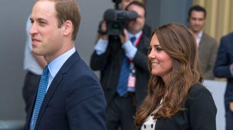 DIAPO Kate Middleton et le prince William retombent en enfance