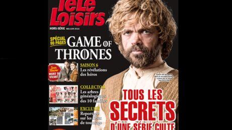Game of Thrones: pour tout savoir sur la série, rendez-vous en kiosque