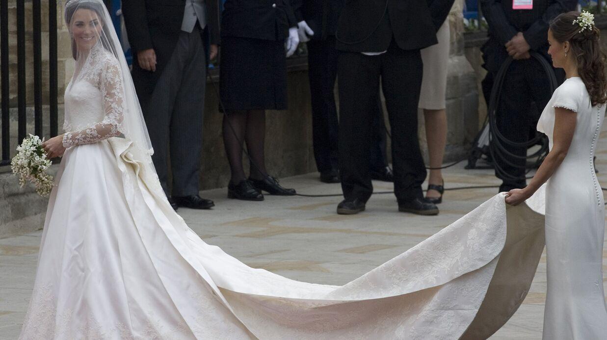 Kate Middleton: sa robe de mariée Alexander McQueen fait l'objet d'un procès