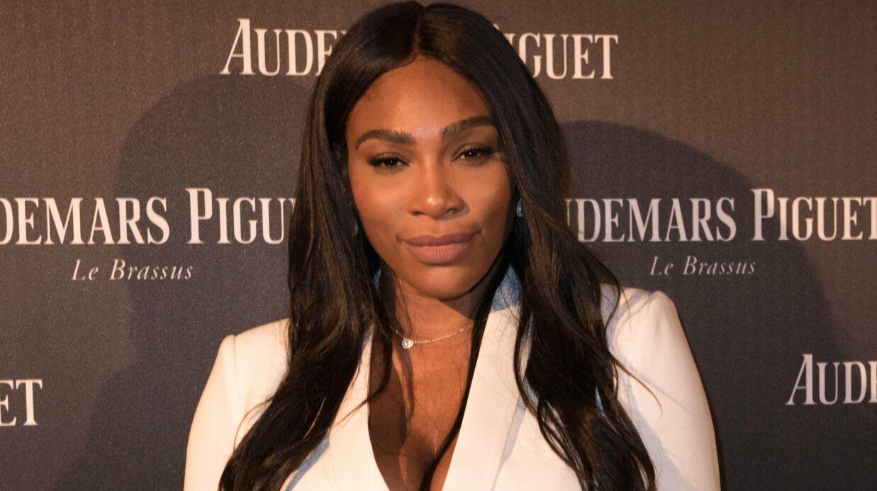 Serena Williams a annoncé sa grossesse par erreur