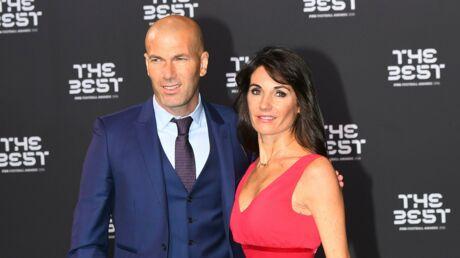 PHOTO Véronique Zidane prend la pose en maillot de bain avec ses quatre enfants