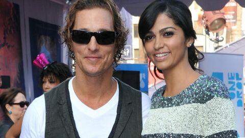Matthew McConaughey a fait sa demande en mariage à Noël
