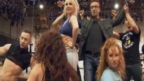 VIDEO Britney Spears dévoile les coulisses de son show à Vegas dans un docu
