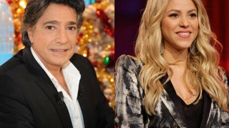 Frédéric François rêve d'enregistrer un duo avec Shakira
