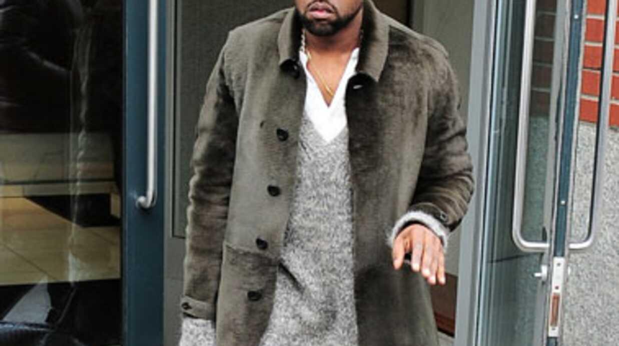 Kanye West poursuivi pour plagiat pour la chanson «Bound 2»