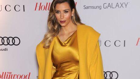 Kim Kardashian: les grandes marques de luxe ont gâté sa petite North