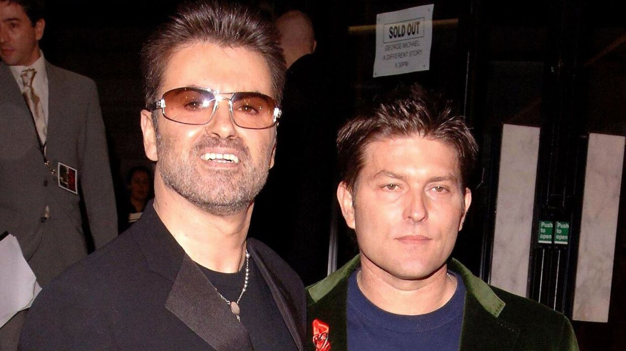 George Michael venait juste de renouer avec Kenny Goss, l'amour de sa vie