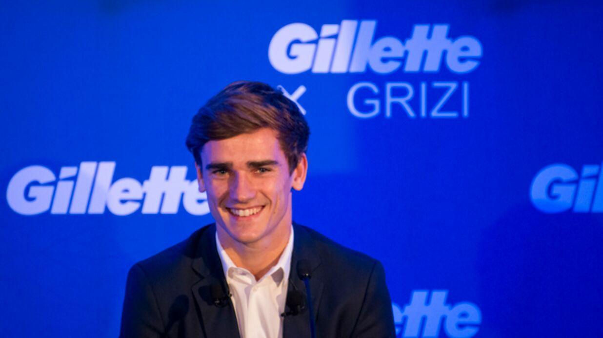 Le footballeur Antoine Griezmann devient le nouvel ambassadeur de Gillette
