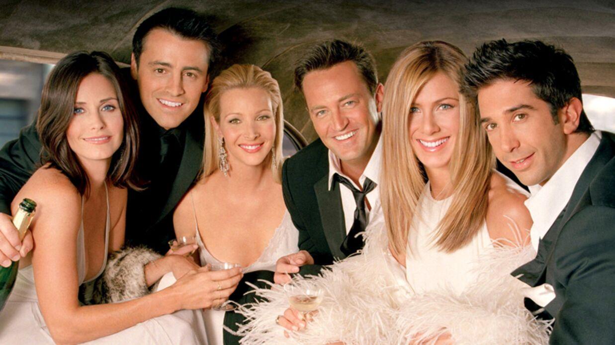 Jennifer Aniston refuse l'adaptation de Friends au cinéma