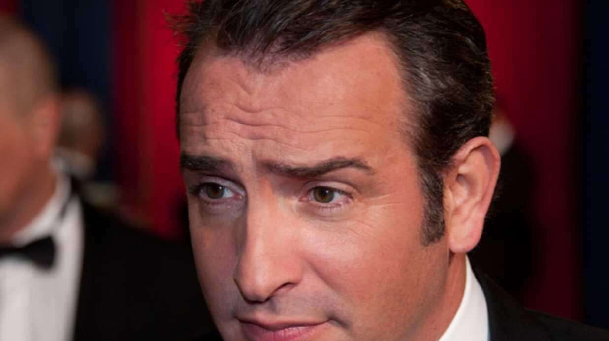 Jean Dujardin: «Mes enfants me manquent»