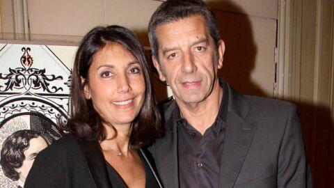 DIAPO Michel Cymes et sa femme à la soirée Enfance Majuscule