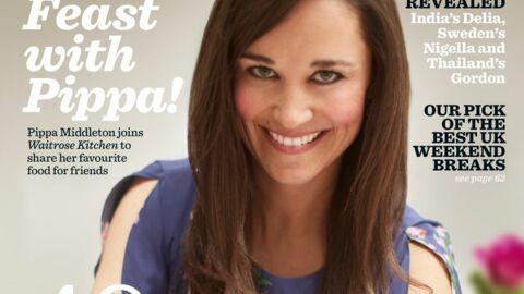 Pippa Middleton va écrire pour un magazine de supermarché