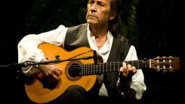Le flamenco en deuil